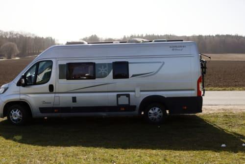 Buscamper Karmann Schachterl in Gilching huren van particulier
