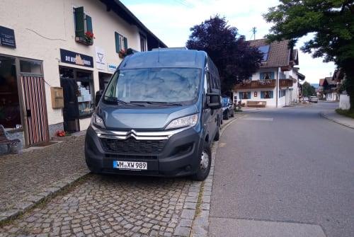 Buscamper RoadCar Hektor in Huglfing huren van particulier