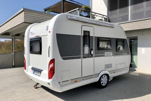 Caravan Hobby Spatzennest in Beilstein huren van particulier