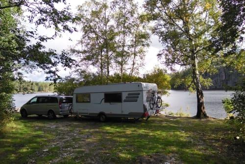 Caravan Hymer Medmaster in Lüdinghausen huren van particulier
