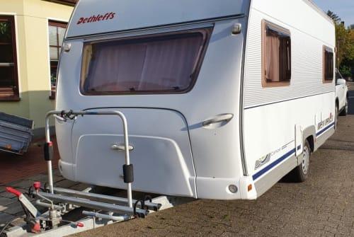 Caravan Dethleff´s Camper in Varel huren van particulier