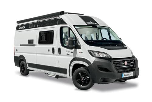 Buscamper Chausson V594 MAX VIP in Neuss huren van particulier