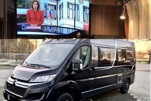 Buscamper Possl XXXL kijk zelf! in Tilburg huren van particulier