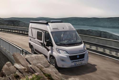 Buscamper Knaus Boxlife 600 MQ in Saldenburg huren van particulier