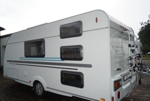 Caravan Adria Aviva 522 PT² in Bötersen huren van particulier