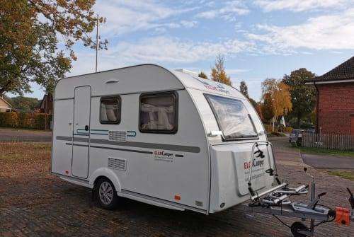 Caravan Adria Aviva 360² in Bötersen huren van particulier