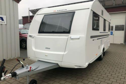 Caravan Adria Altea 502 UL in Bötersen huren van particulier
