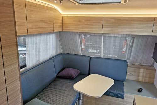 Caravan Adria Altea 472 KP in Bötersen huren van particulier