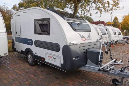 Caravan Adria Action 391 LH² in Bötersen huren van particulier