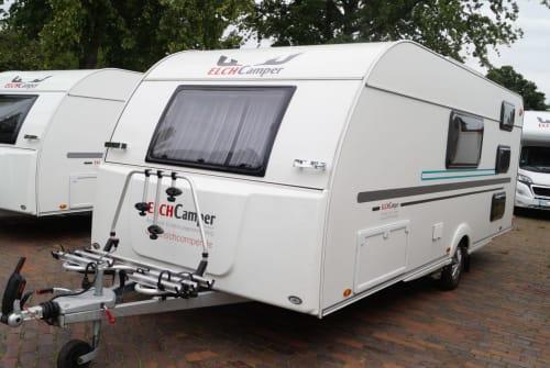 Caravan Adria Big Family in Bötersen huren van particulier