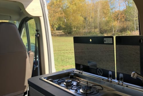 Buscamper Weinsberg Bernie in Sinsheim huren van particulier