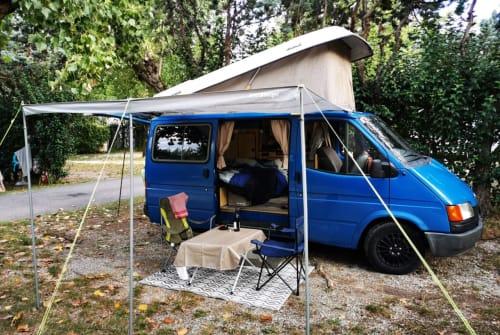 Kampeerbus Ford Balu in Kremsmünster huren van particulier