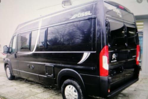 Buscamper Pössl Blacky in Bad Reichenhall huren van particulier
