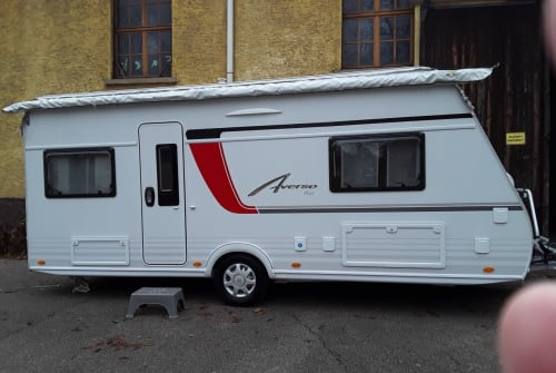Caravan Bürstner Raumwunder in Walldorf huren van particulier