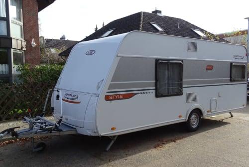 Caravan LMC Hardy in Falkensee huren van particulier