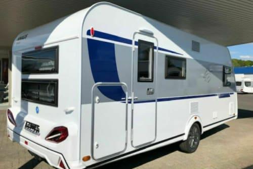 Caravan Knaus  Luna  in Engelskirchen huren van particulier
