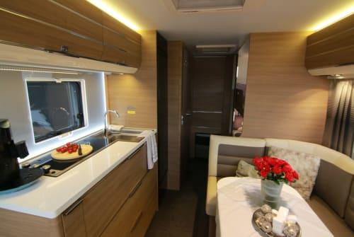 Caravan Adria Konstanze in Nettetal huren van particulier