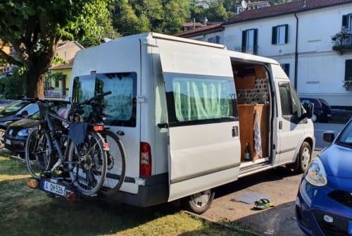 Kampeerbus Ford Coco in Augsburg huren van particulier