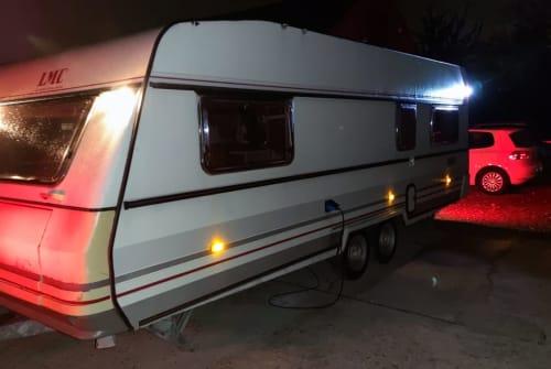 Caravan LMC LMC-Camper in Wegberg huren van particulier