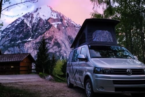 Kampeerbus VW  Freeda in Gratwein-Straßengel huren van particulier
