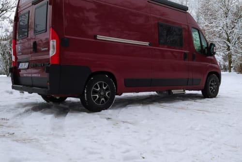 Buscamper Clever RP Family in Neustadt an der Orla huren van particulier
