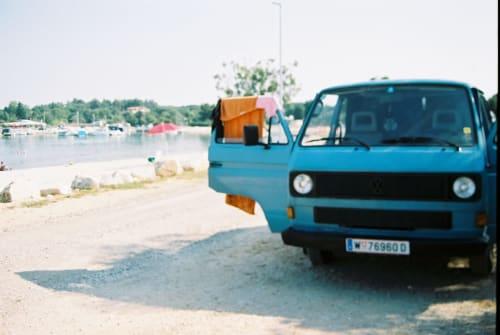 Kampeerbus VW Blue Mountain in Landstraße huren van particulier