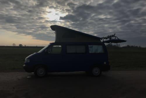 Kampeerbus VW Joker in Bremen huren van particulier