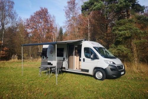 Buscamper Weinsberg Suncamper 600K in Untersteinach huren van particulier