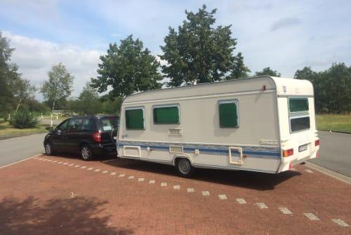 Caravan Adria Speedy in Datteln huren van particulier