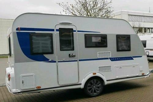 Caravan Knaus Sporty in Mühlheim am Main huren van particulier