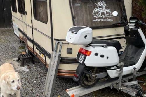 Caravan Hymer Eriba Tara in Wurmannsquick huren van particulier