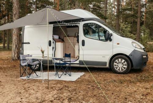 Buscamper Opel Ingo in Göttingen huren van particulier