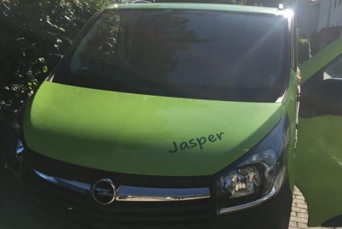 Kampeerbus Opel  Jasper in Göttingen huren van particulier