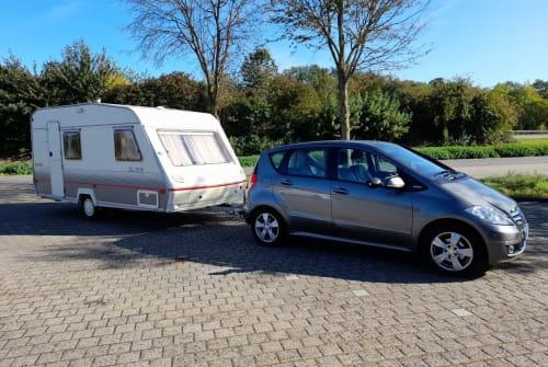 Caravan Beyerland  Wohnwagen Bayer in Mönchengladbach huren van particulier