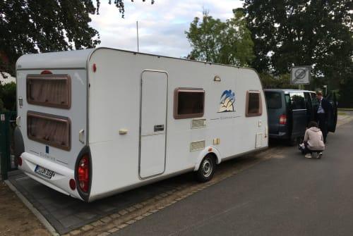 Caravan Knaus Herbert in Quickborn huren van particulier