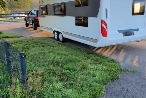 Caravan Hobby  Herby in Stafstedt huren van particulier