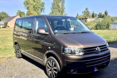 Kampeerbus VW Kjeld in Freiberg huren van particulier