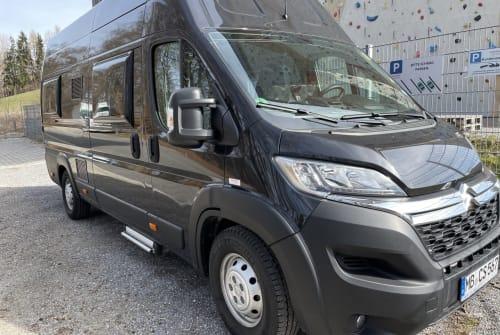 Buscamper Pössl MeinBus in Weyarn huren van particulier