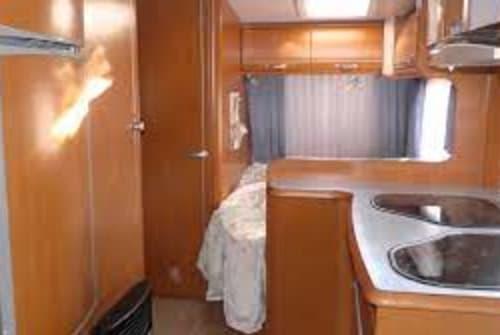 Caravan LMC Caravan Baby1 in Klagenfurt am Wörthersee huren van particulier