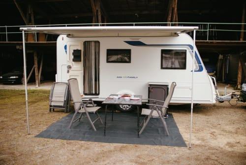 Caravan Caravelair Matilde in Düren huren van particulier