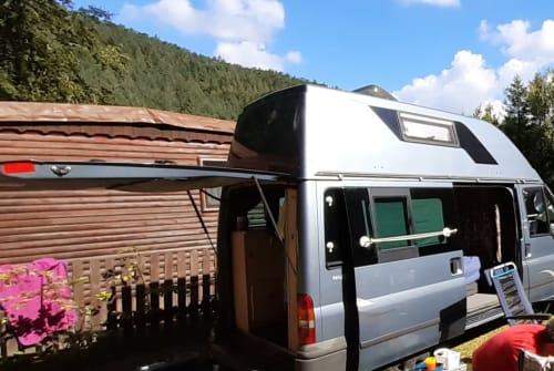 Kampeerbus Ford Henry in Heidelberg huren van particulier