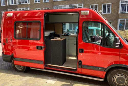 Buscamper Opel Alfie in Amsterdam huren van particulier