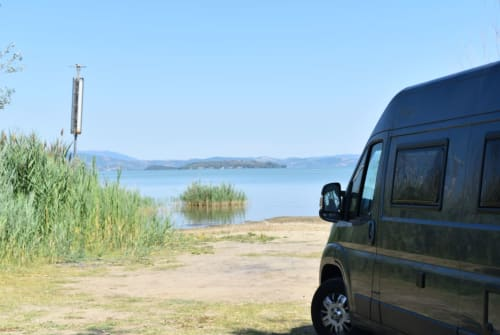 Buscamper Citroen Camper / Elternzeit-Mobil in Aschaffenburg huren van particulier