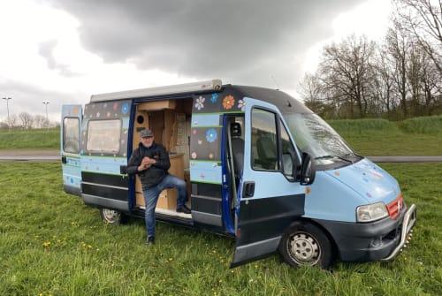 Buscamper Citroen  Buzz in Rotterdam huren van particulier