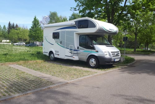 Alkoof Ford Pepe in Freiberg am Neckar huren van particulier