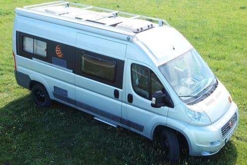 Buscamper FIAT  WILLI in München huren van particulier