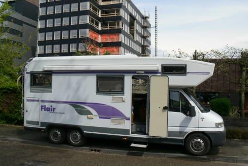 Alkoof Niesmann Bischoff Flair met Flair in Amsterdam huren van particulier