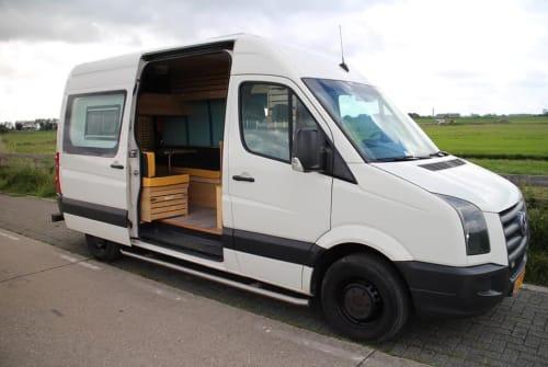 Buscamper VW EigenWijze in Breda huren van particulier