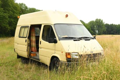 Buscamper Ford  Matilda in Braunschweig huren van particulier