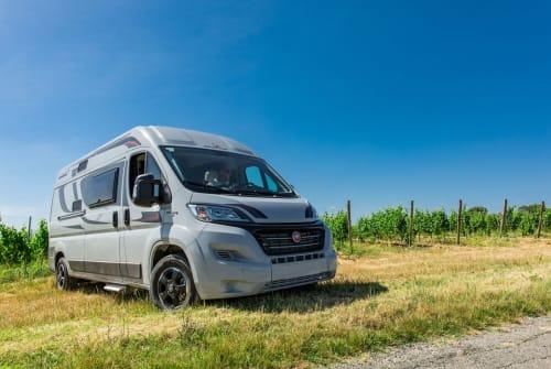Buscamper Fiat Ducato Izzy-Mobil in Grömitz huren van particulier